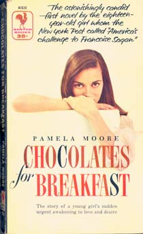 Chocolates for Breakfast Bantam Books Cover 2