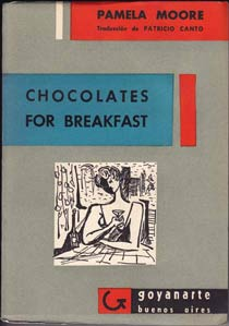 Chocolates for Breakfast Brazil Book Cover