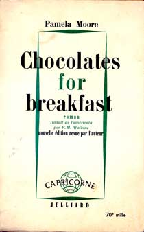 Chocolates for Breakfast Julliard French Edition