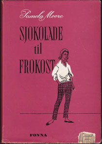 Chocolates for Breakfast Swedish Book Cover